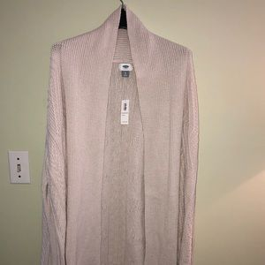 Old Navy Open Extra Long Sweater Extra Large